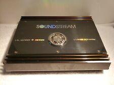 Soundstream lil wonder L1600D 4 Series Car Amplifier. No box