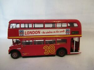 EFE RM ROUTEMASTER - TRANSPORT FOR LONDON ARRIVA ROUTE 38 SCALE 1:76 No. 15639