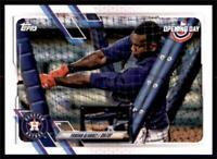 2021 Opening Day Base Variation #29 Yordan Alvarez - Houston Astros