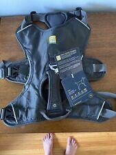 "Ruffwear Web Master Dog Harness 30102/025 Twilight Grey NEW medium 27-32"""