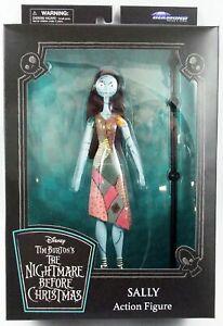 Diamond Select Toys Nightmare Before Christmas Sally Select Action Figure NBX