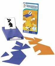 Tangoes Classic Tangram Travel Game 100 Challenges Ages 7 - Adult