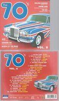 CD--VARIOUS -- -- THE 70'S-VOL.2