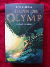 Rick Riordan : Helden des Olymp - Das Blut des Olymp ; Bd. 5 - Taschenbuch 2018