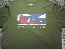 2XL Stay Wild  T Shirt