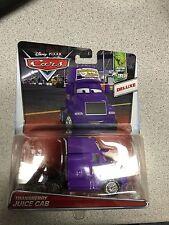 Disney Pixar Cars Transberry Juice Cab Deluxe 2017