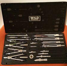 Vintage Wild Heerbrugg RZ 40 Drafting Set
