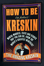 The Amazing Kreskin How To Be A Fake Kreskin