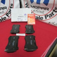 Dodge Chrysler  SRT-8 FRONT Brembo Disc Brake Pads Mopar OEM