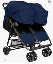 ZOE XL2 Lightweight Double Umbrella Stroller