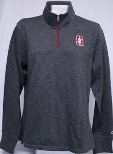 *NEW* Champion Stanford Cardinal Half Zip Women's Pullover