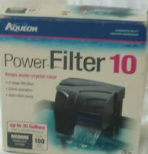 AQUEON POWER FILTER 10 FOR UP TO 10 GALLONS