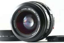 Minolta AF Zoom 35-70mm F/4 for Sony Minolta A mount from Japan 13125700 Exc-