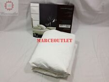 Hudson Park 800 Thread Count Embroidered KING EXTRA DEEP Fitted Sheet White