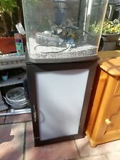 Fish tank stand cabinet with loads of extras