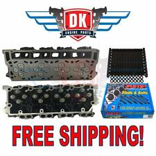 FORD POWERSTROKE 6.0 BRAND NEW HIGH PERFORMANCE CYLINDER HEAD PAIR KIT NO CORE