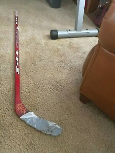 Andrei Markov Montreal Canadiens Signed Louisville Response Game Used Stick