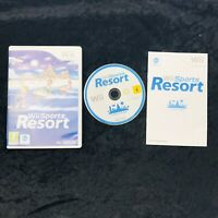 Nintendo Wii Sports Resort Game Complete With Manual And Free P&P