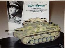 Dragon Armor 60368 DX08 German Sturmgeschutz III Tank Destroyer Bodo Spranz 1/72
