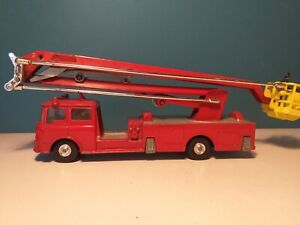 CORGI TOYS BEDFORD TK FIRE ESCAPE, 1127, c1964
