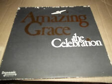 PRIVATE INDIANA GOSPEL LP AMAZING GRACE THE CELEBRATION  VG+