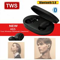 For Xiaomi Redmi TWS Airdots Headset Bluetooth 5.0 Kopfhörer Stereo Ohrhörer