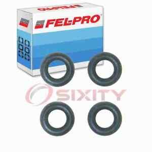Fel-Pro Upper Fuel Injector O-Ring Kit for 2007-2008 Isuzu i-290 2.9L L4 Air oy