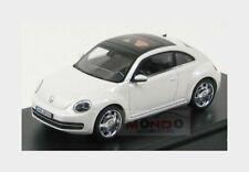 Volkswagen New Beetle 2012 White SCHUCO 1:43 5C10993000K1