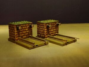 Two Marklin Gauge 1 Buffers from the 20's or 30's