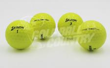 36 Srixon Q-Star Yellow AAA (3A) Used Golf Balls - FREE Shipping
