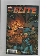 ELITE n°34 - MARVEL France Panini Comics - Octobre 2003. Thor, Fantastic Four