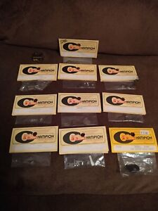 Champion motor parts. Rare hard to find lot. Force C Cans and parts LOOK