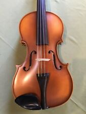 Knilling Bucharest 4/4 violin with Perfection Pegs and D'addario ProArte strings