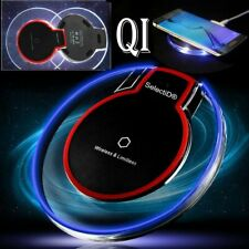 For Samsung Galaxy Note 9 8 S10 S9 Qi Wireless Fast Charger Charging Pad Dock