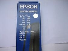 EPSON  #8750   LX-300  Lq-300 +  Farbband original  Ribbon  Lq-850+ Lq-570 FX800