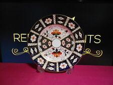 """Royal Crown Derby Imari 2451 lado plato de ensalada 8.5"""" 1991 Liv"""