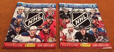 14-15 USA and CANADA Sticker Album Lot of 2 Panini 2014-15 Hockey NHL