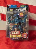 Marvel Legends Toy Biz Beast From X-Men Mint Condition New