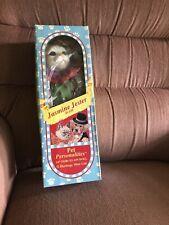 "Rare Vintage 1994 Heritage Mint Pet Personalities ""Jasmine Jester"" Cat Doll"