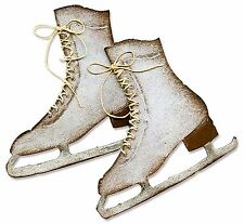 Sizzix Bigz Ice Skates die #658766 Retail $19.99 designer Tim Holtz!!