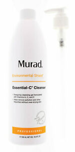 Murad  Essential-C Cleanser Professional Size 16.9 oz/500mL AUTH / NEW