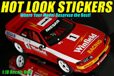 1:18 Richards Skaife MISSING Decals Biante 1992 Skyline Bathurst ATCC Winner