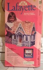 Dura-craft Lafayette Victorian Mansions in Minature Doll house Kit Vintage NEW