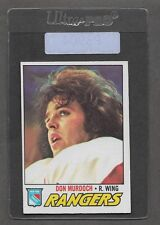 ** 1977-78 OPC Don Murdoch RC Rookie #244 (EXMT++) Nice Old Hockey Card ** P3904