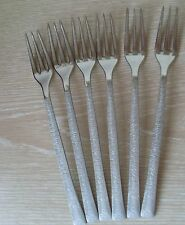 Viners STUDIO: Set of 6 Stainless Steel Dinner Table Forks