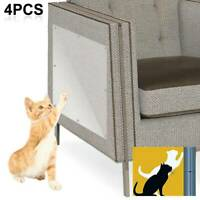 4PCS 30*45cm Large Cat Scratch Guard Furniture Sofa Walls Pet Couch Protector