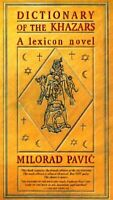 Dictionary of the Khazars : A Lexicon Novel in 100,000 Words/Female Edition, ...