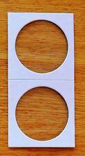 35 Dollar Coin Flips 2x2 Holders - Sampler of 35 Dollar Cardboard Flips - NEW