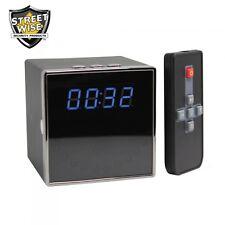 Streetwise Cube Clock DVR Camera spy device low price