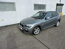 12 BMW X1 2.0TD Auto xDrive20d M Sport Damaged Salvage Repairable Cat N